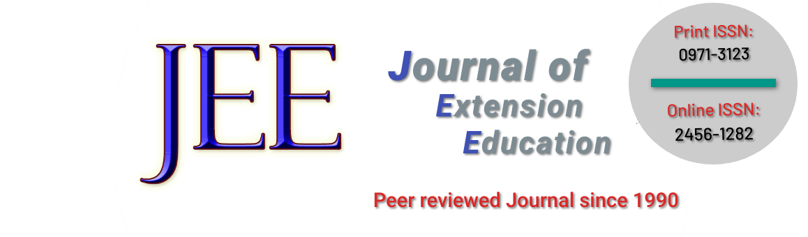Journal of Extension Education